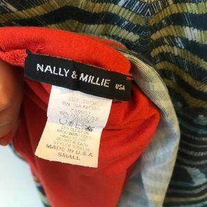 Nally & Millie Dresses - Nally & Millie geometric design dress Size Small